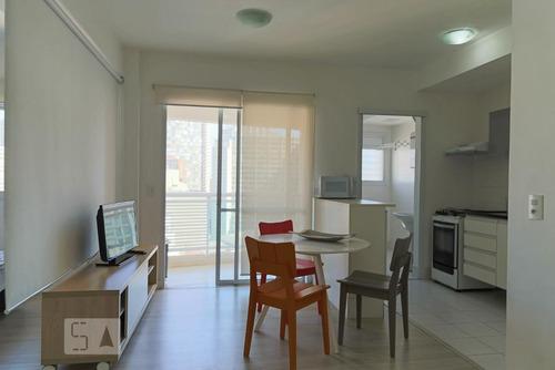 Apartamento À Venda - Consolação, 1 Quarto,  47 - S892780482
