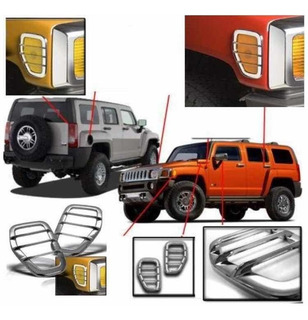 Cromo Cuarto Lateral Hummer H3, H3t