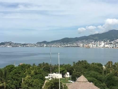 Departamento En Venta En Joyas De Brisamar Acapulco