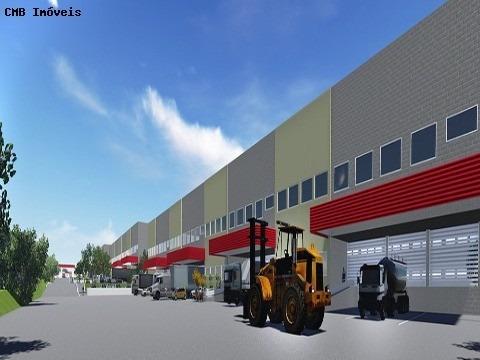 Galpão Industrial À Venda Em Paulínia - Gl00006 - Gl00006 - 1983604