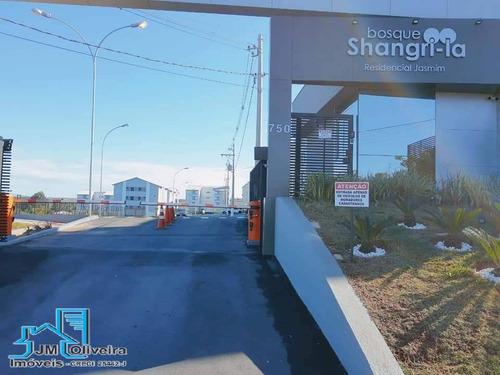 Imagem 1 de 15 de Vendo Apartamento Condomínio Bosque Shangrila Itapetininga Sp - 410