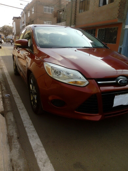 Ford Focus Hachback 2014