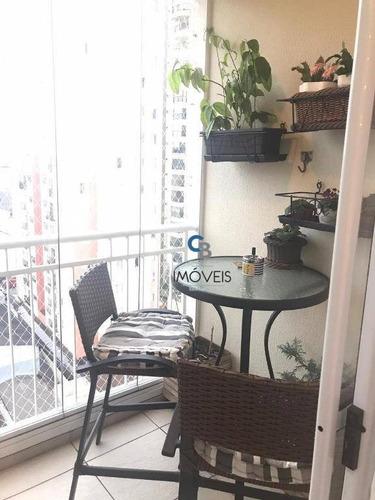 Imagem 1 de 26 de Apartamento À Venda, 65 M² Por R$ 480.000,00 - Vila Prudente (zona Leste) - São Paulo/sp - Ap5798