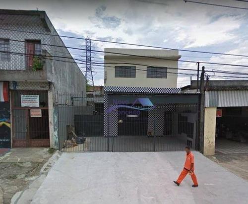 Imagem 1 de 21 de Prédio Para Alugar, 328 M² Por R$ 10.000,00/mês - Cidade São Mateus - São Paulo/sp - Pr0022