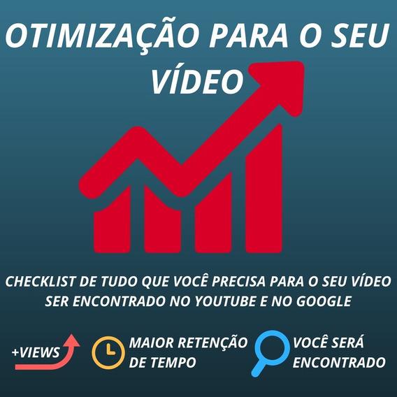 Checklist Seo Para Vídeos Do Youtube