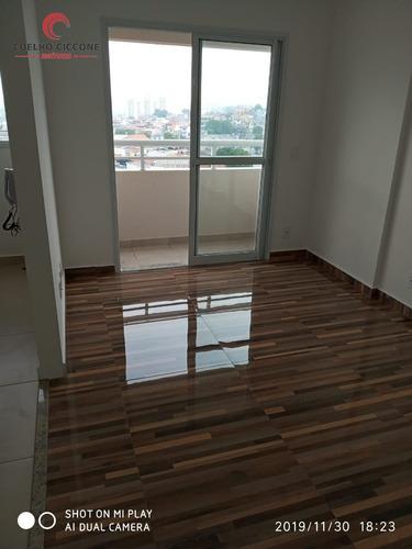 Imagem 1 de 15 de Apartamento Na Vila Palmares - Sto Andre - V-4098