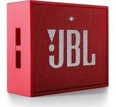 Jbl Go Red Wireless Bluetooth