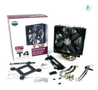 Enfriador Cooler Master Hyper T4 Para Procesador Intel Amd