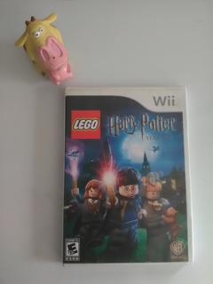 Lego Harry Potter Years 1-4 Wii Garantizado