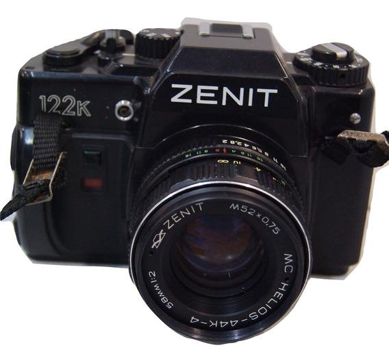 Câmera Analógica Zenit 122k