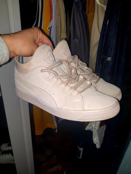 Zapatillas Puma Colaboración Big Sean Gamuza No Nike adidas