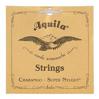 Aquila Aq1ch Charango Cuerdas Conjunto De 5
