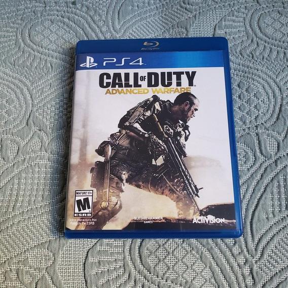 Call Of Duty Aw - Ps4 - Mídia Física