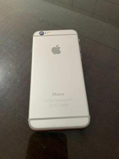 Carcaça iPhone 6 Cinza Espacial Com Flex De Botões