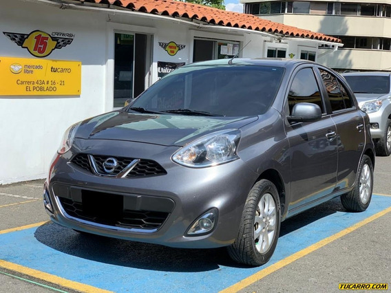 Nissan March Advance At 1600 Cc