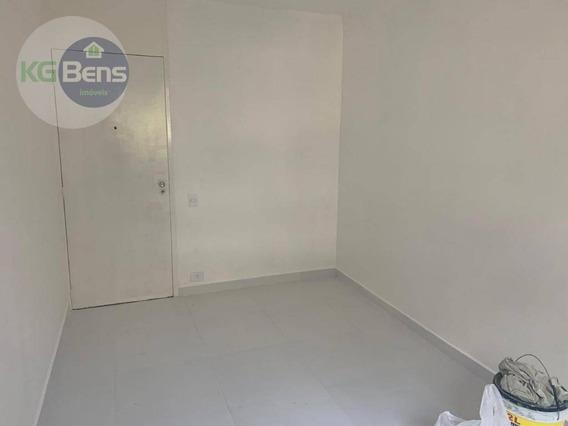 Apartamento Com 2 Dormitórios À Venda, 55 M² Por R$ 250.000 - Conjunto Residencial Parque Bandeirantes - Campinas/sp - Ap0095