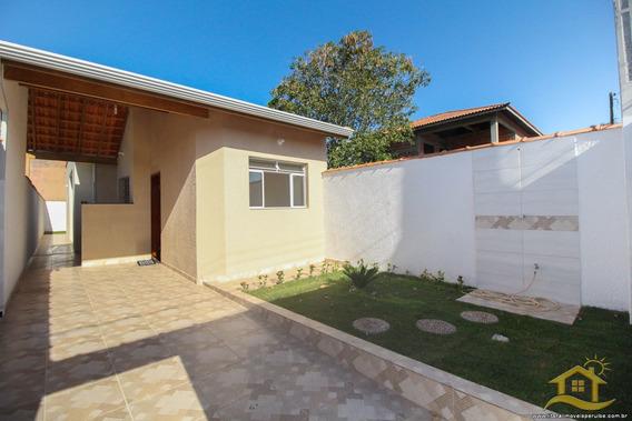 Casa No Bairro São João Batista Ii Em Peruíbe - Lcc-3018