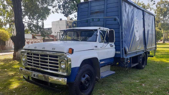Ford F-7000 Camion Ford 6000 Año 1980