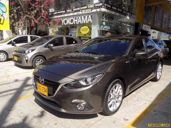 Mazda Mazda 3 Grand Touring Lx 2.0 At