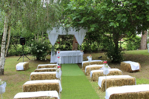 Matrimonio Rustico Como : Decoracion matrimonio rustico en mercado libre chile