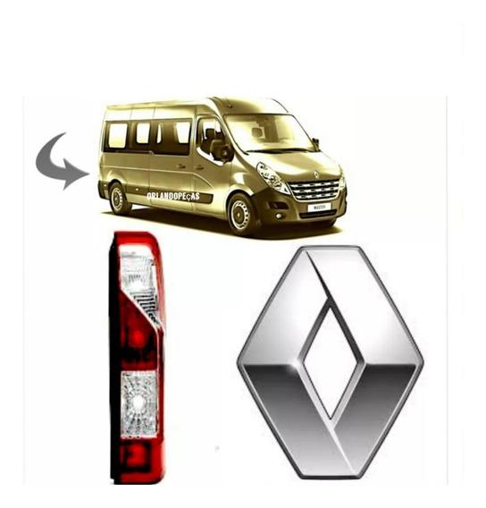 Lanterna Renault Master 2013 2014 2015 Á 17 Direito Importad