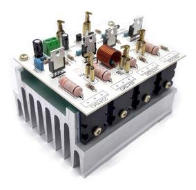 Placa Amplificador 200w C/ Dissipador,ativar Caixa,potencia