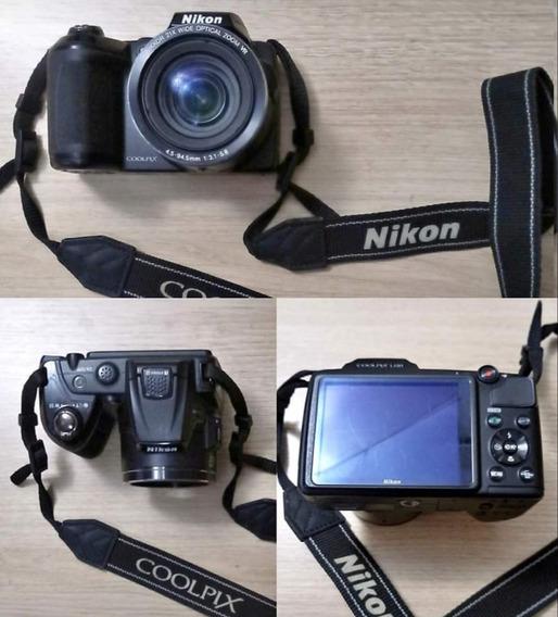 Camera Digital Nikon Coolpix L120a
