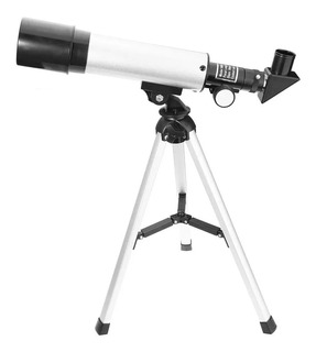 Telescopio Astronómico Hd 360 Por 70 Mm Más Oculares / 3c