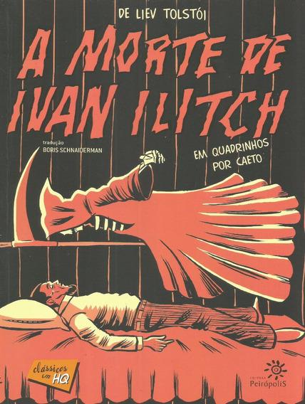 Classicos Em Hq Morte De Ivan Ilitch - Bonellihq Cx336 F18