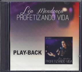 Playback Léa Mendonça Profetizando Vida Ao Vivo Mk .biblos