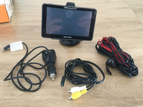 Gps Tracker Tv Toucscreen 5.0 Com Kit Câmara De Ré