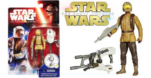 Star Wars The Force Awakens Resistance Trooper - Hasbro