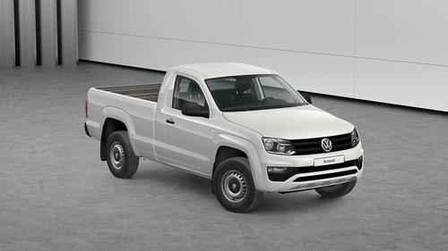 Vw Amarok S Cs 2.0 Diesel 4x4 Manual 19/19 0km Ipva 2020