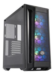 Gabinete Gamer Cooler Master Masterbox Mb511 Argb Templado