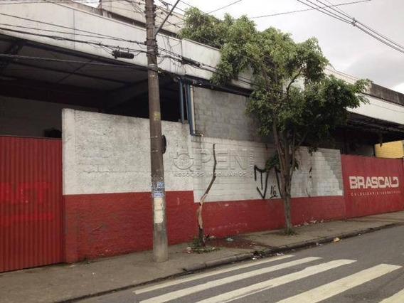 Galpão Para Alugar, 345 M² Por R$ 8.000,00/mês - Utinga - Santo André/sp - Ga0101