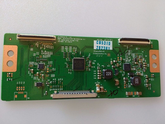 Placa Tcon Philips 42pfl4007g/78