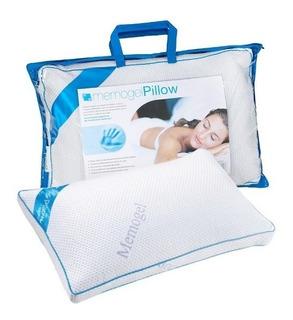Travesseiro Memogel Pillow Visco E Gel 18cm Copespuma Theva