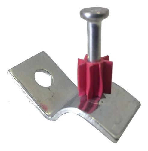 Angulo Clavo Grambel Pda32 Caja 100 1-1/4 Pulgada Acero