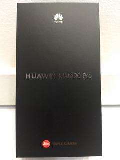 Huawei Mate 20 Pro. 128gb 6gb Ram. Nuevo (690v)