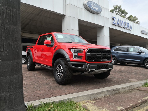 Ford Lobo Raptor Svt Doble Cabina 4x4 3.5