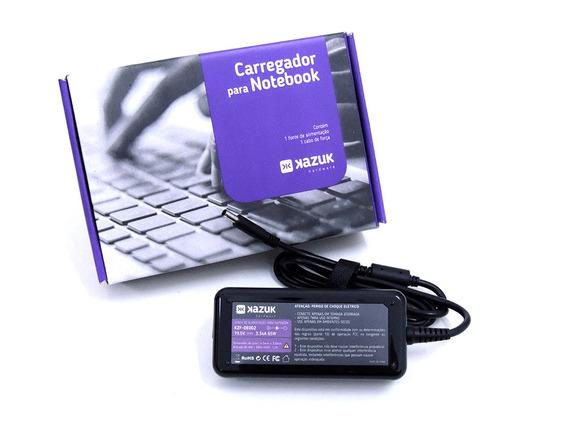 Fonte Carregador Notebook - Dell 19.5v 3.34a 4.5x3.0 Kazuk