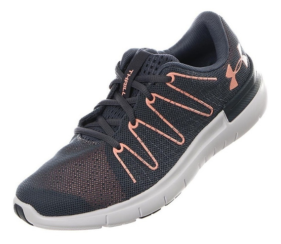 Tenis Under Armour Thrill 3 Mujer Trx Crossfit Correr Run