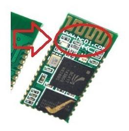 10 Bluetooth Hc05 Sem Nota Modelo Antigo