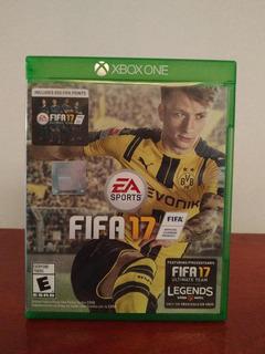 Fifa 17 Fútbol Xbox One Con Código Canjeable