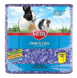 Kaytee Clean & Cozy Morado 12l - Envíos A Todo Chile