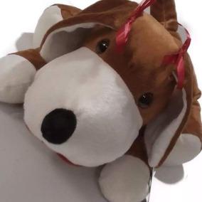 Cachorrinho Pelucia Cachorro Macio Namorados Presentes