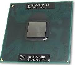 Processador Intel Dual Core T4400 2.20 Ghz Aw80577t4400