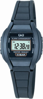 Reloj Q&q Ll01p104y Digital Negro
