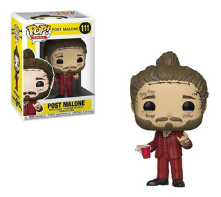 Funko Pop Rocks Post Malone 111 Original!!
