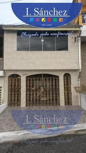 Imagem 1 de 9 de Casa / Sobrado Para Venda Em Itaquaquecetuba, Vila Virgínia, 4 Dormitórios, 2 Suítes, 3 Banheiros, 1 Vaga - 758_1-681692